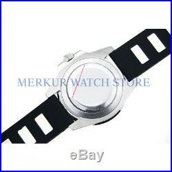 1 pcs Mens Diver Pilot Watch Retro Automatic Japan MIYOTA Marine Master Helson