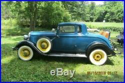 1933 Dodge Ram 5 Window Coupe