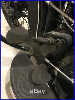 1940 Harley-Davidson Knucklehead EL