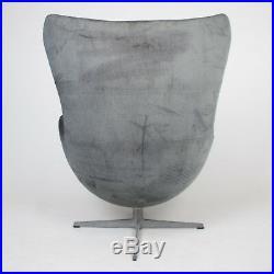 1960s Egg Chairs by Arne Jacobsen for Fritz Hansen Original Vintage Denmark