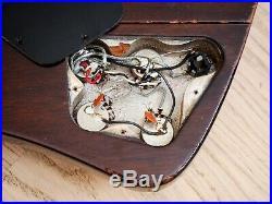 1964 Gibson Firebird VII Vintage Electric Guitar Sunburst, Clean & Original