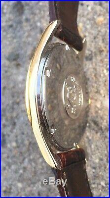 1964 Omega SEAMASTER Ref. 166.010 24j Cal 562 Auto Gold Topped. Original BEAUT