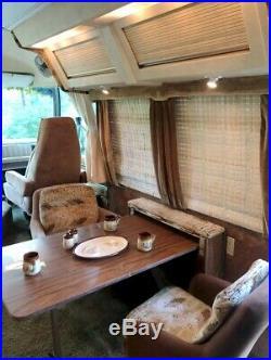 1979 Airstream Excella 28ft. Motorhome RV Vintage Antique Rare! All Original