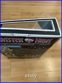 2009 Mattel Monster High Original 1st First Wave Frankie Stein Doll Watzit New