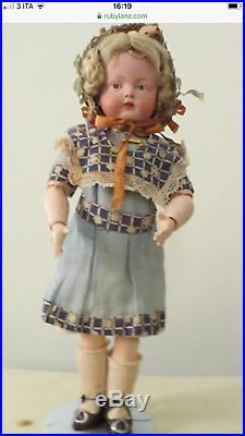 Antique bisque doll Kestner 184 all original