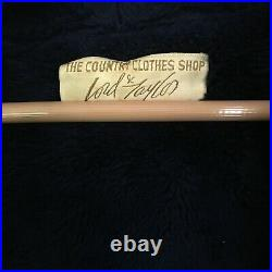 BONNIE CASHIN Sills for Lord & Taylor 1960s Heavy Coat with Hood Very Unique