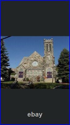 Beautiful Antique Church Pew Nice