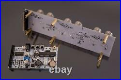 DIY KIT IN-14 Nixie Tubes Clock RGB USB Musical WITH TUBES 12/24H GRA & AFCH