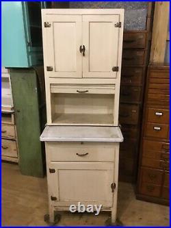 Hoosier Type Kitchen Cabinet Montgomery Ward Sellers