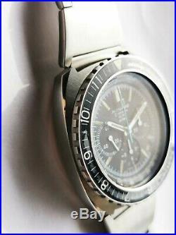 Movado Zenith Datron Pilot Chronograph Diver 3019 PHC