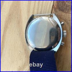 Original TISSOT Seastar Navigator chronograph 1970s