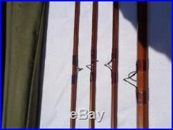 Orvis # 4499 1947 8' Bamboo Flyrod Complete / Extra Tip, Complete Original