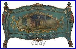 Pair of Venetian Italian Twin Beds