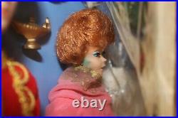 RARE MINT Vintage Mattel 1964 Barbie & Ken Little Theatre Gift Set #1018