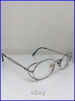 Rare Vintage Tupac Jean Paul Gaultier JPG 55-3175 Platinum Eyeglasses Sunglasses