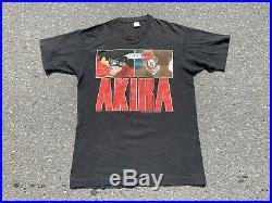 Vintage 1988 Akira Joker T Shirt Original Fashion Victim