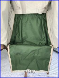 Vintage Abercrombie & Fitch HUNTER S. THOMPSON Safari Jacket