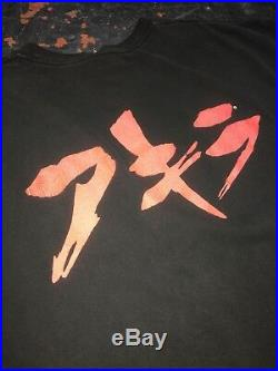Vintage Akira Shirt 1988 Fashion Victim