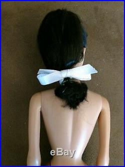 Vintage Barbie Doll #4 Brunette Ponytail Gorgeous Condition