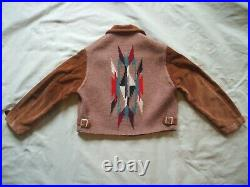 Vintage Chimayo Indian Artisan Child's Jacket