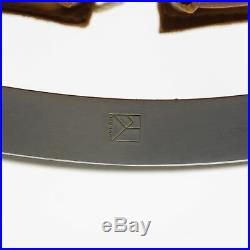 Vintage E. Kold Christensen Poul Kjaerholm PK22 Leather Upholstery Fritz Hansen
