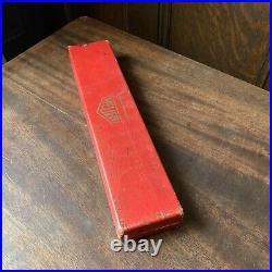Vintage Heuer Autavia Viceroy 1163 Watch-Speidel USA Watch Band in Original Box