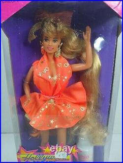 Vintage Hollywood Hair Barbie Doll Teresa NRFB 1992 Mattel 2316 with Magic Mist