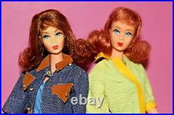 Vintage Marlo Flip Barbie Lot 1968 / Japan 60er