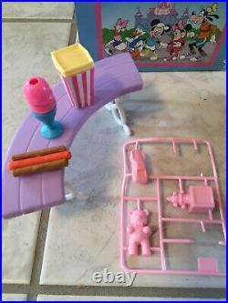 Vintage Mattel Heart Family Visits Disneyland Park Dumbo Original Box Barbie