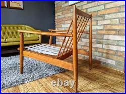 Vintage Mid Century Danish Modern Lounge Chair