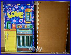 Vintage Mod 1970 Barbie CAFE TODAY #4983 Structure with Original Box