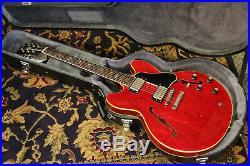 Vintage Original 1963 Gibson ES-335 TDC electric guitar