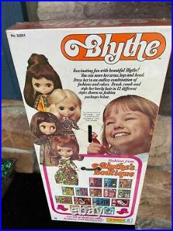 Vintage Original 1972 Kenner Blythe Doll, New In Her Original Box, Nrfb